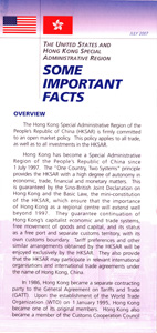 SOME IMPORTANT FACTS booklet