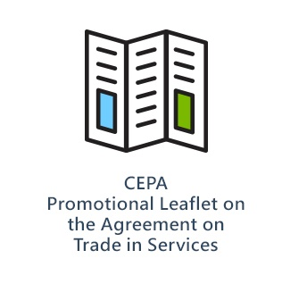 CEPA Promotional Leaflet on the Agreement on Trade in Services